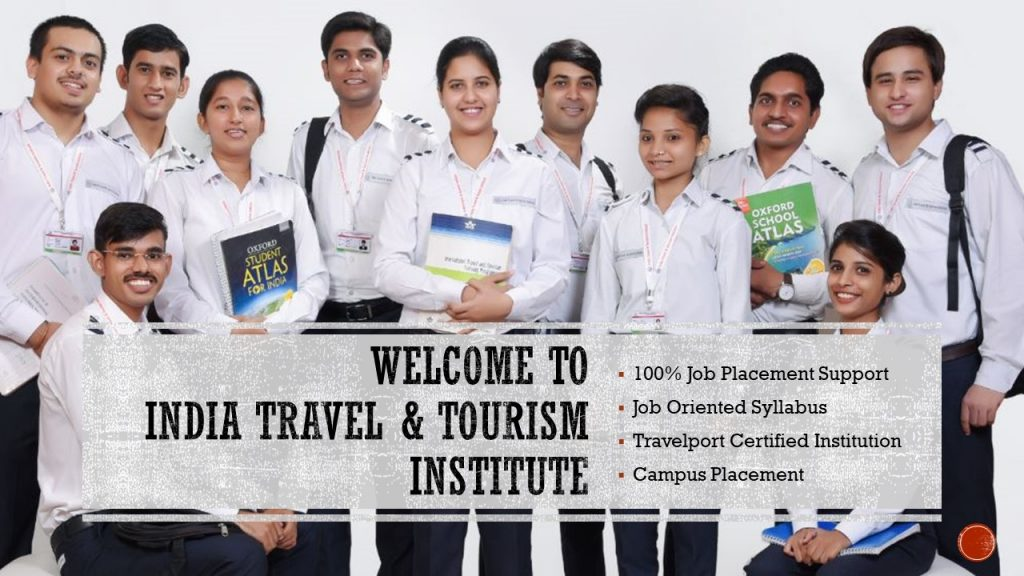 Air Ticketing Travel & Tourism Diploma courses in Delhi/NCR
